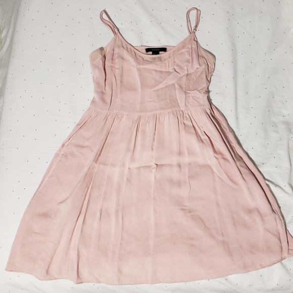 Cute Baby Pink F21 Dress